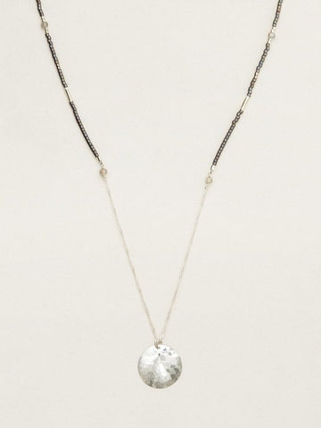 Holly Yashi Maelynn Necklace - Silver