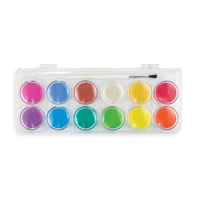 Chroma Blends - Pearlescent Watercolor Set