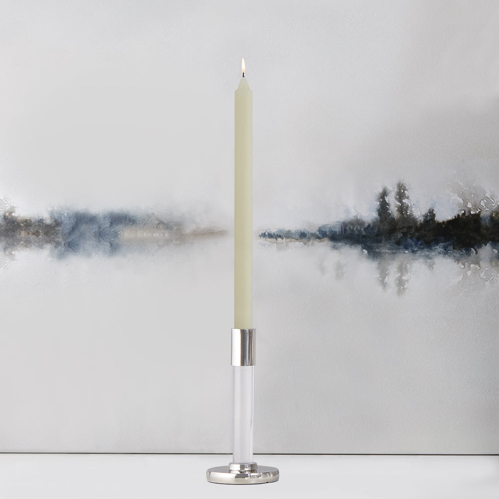 "Arista Candle - 12"" Ivory"