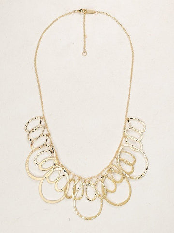 Holly Yashi Fantasy Necklace - Gold