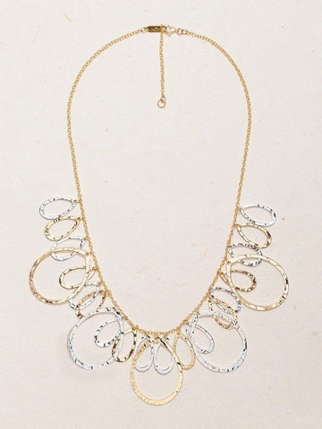 Holly Yashi Fantasy Necklace - Gold/Silver