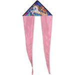 Mermaid Unicorn Zippy Flo-tail Delta Kite