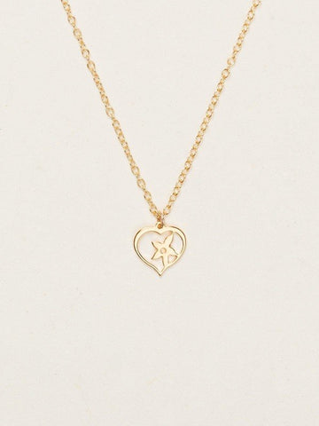 Holly Yashi True Love Necklace - Gold