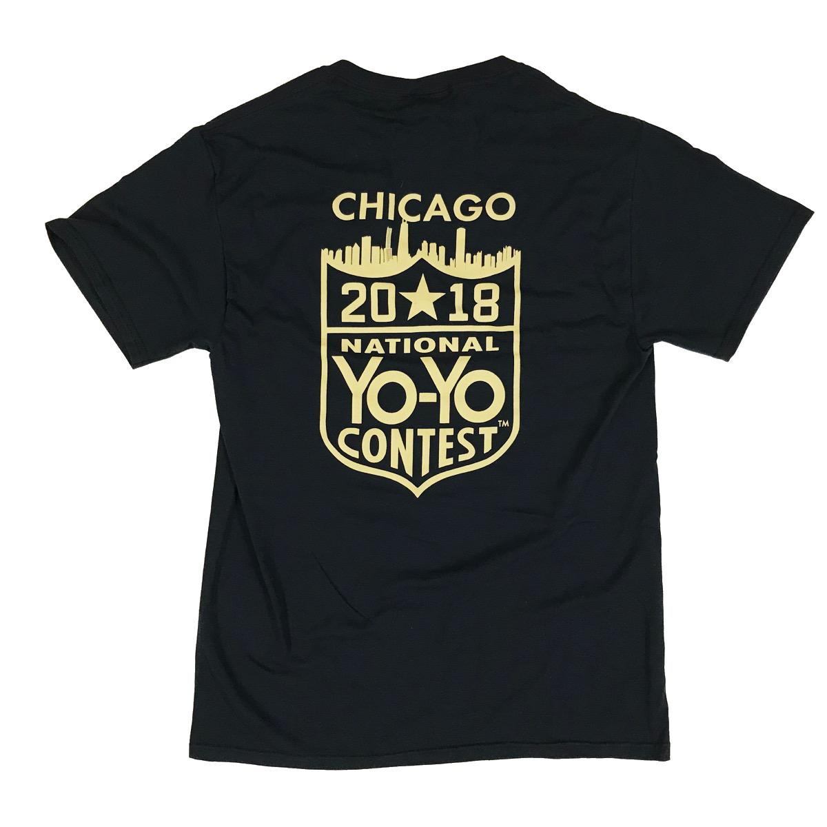 2018 National Yo-Yo Contest T-shirt