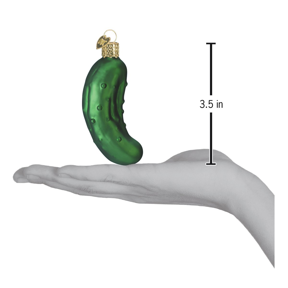 Old World Christmas - Pickle Ornament