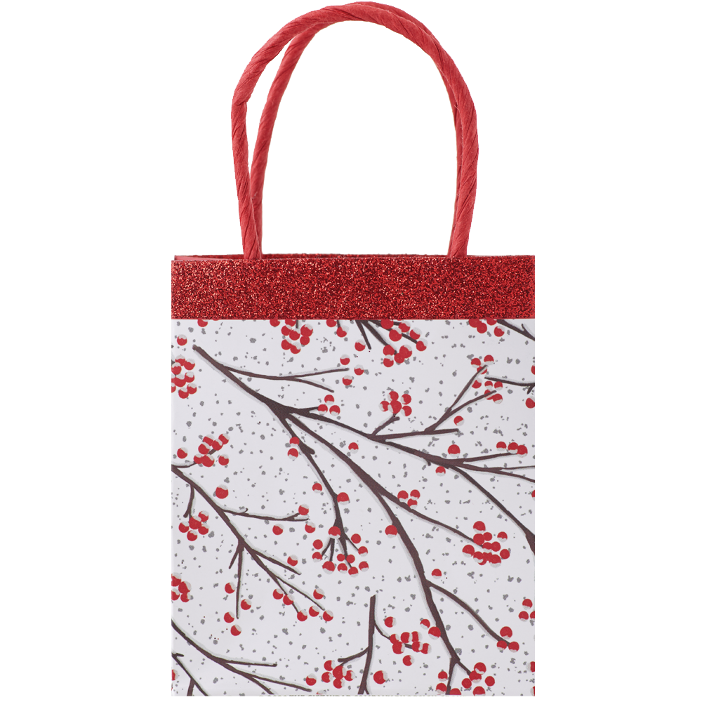 Winter Branches - Tiny Gift Bag