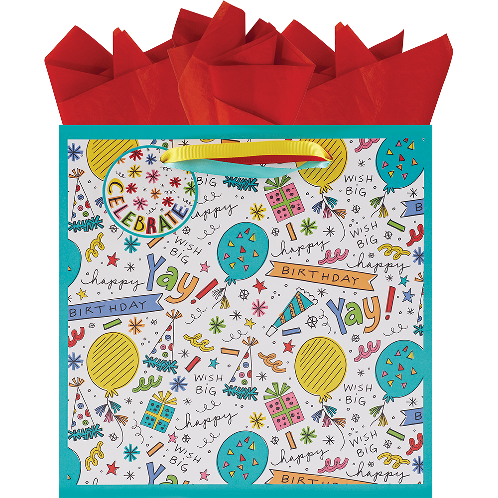 Party Pandemonium - Medium Gift Bag