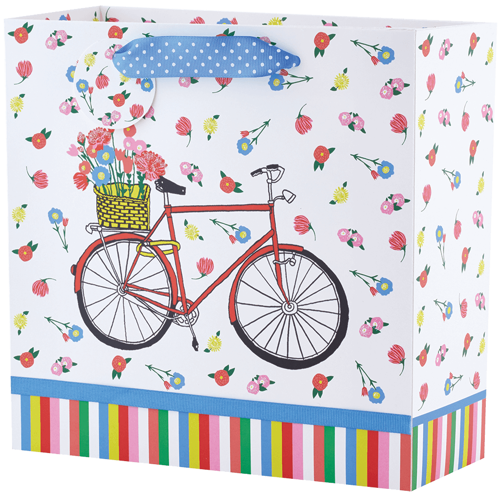 A Ride In The Park - Medium Gift Bag