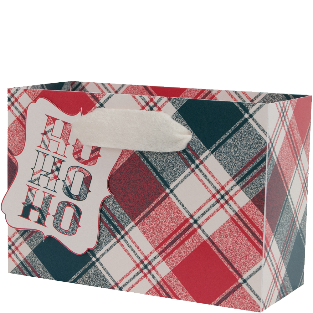 Flannel - Petite Gift Bag