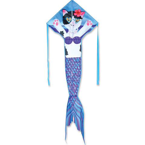 Easy Flyer Delta Purrmaid Kite