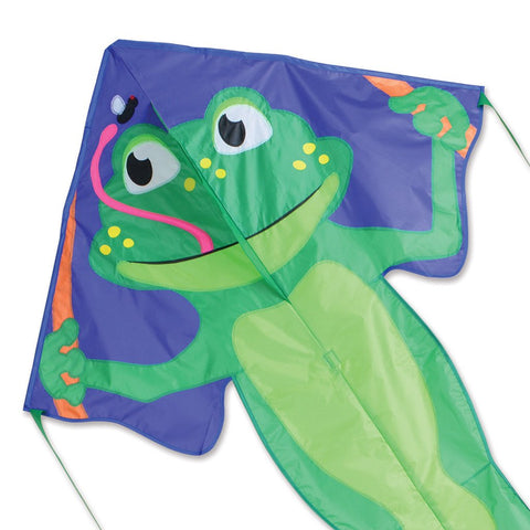 Hungry Frog Large Easy Flyer Kite