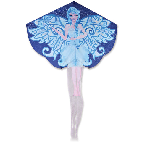Snow Fairy Diamond Kite