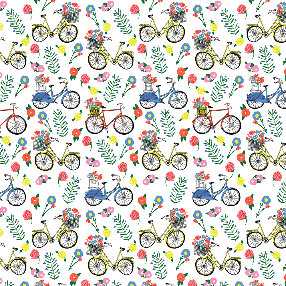 Wrapping Paper - A Ride In The Park