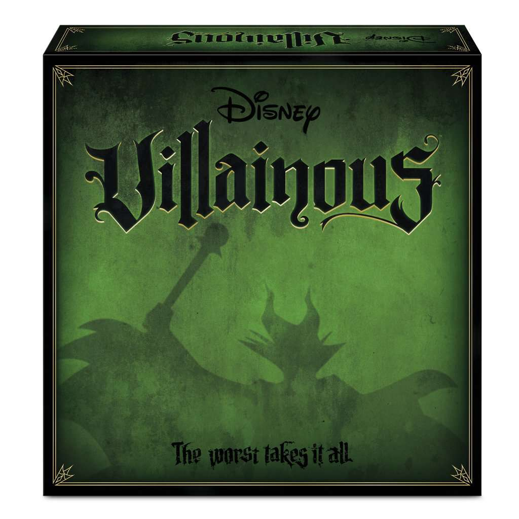 Disney Villainous - The Worst Takes It All