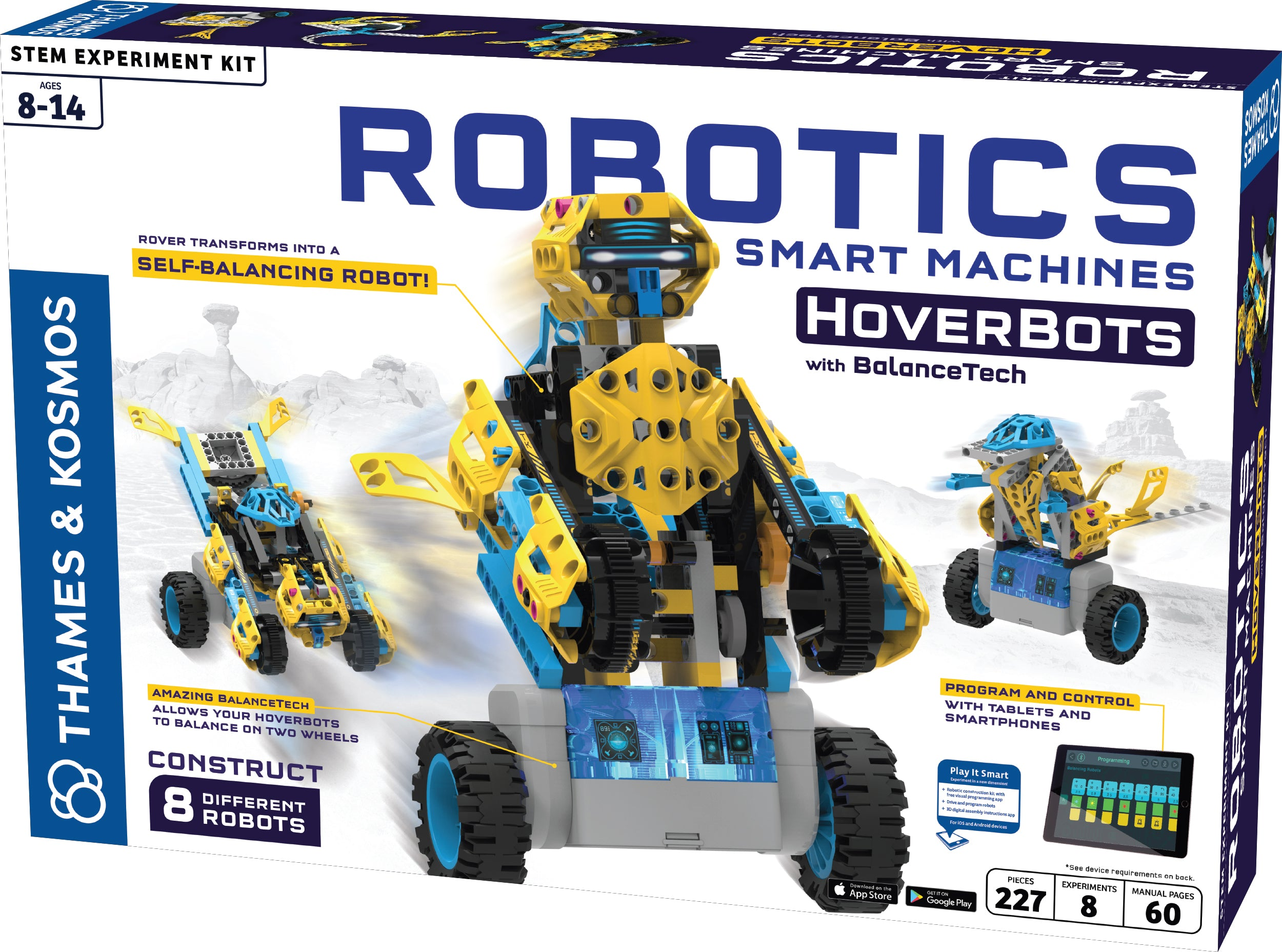 Robotics Smart Machines Hoverbots