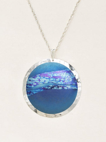Holly Yashi Open Sea Necklace - Blue