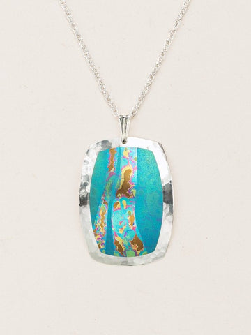 Holly Yashi Pacific Necklace - Teal