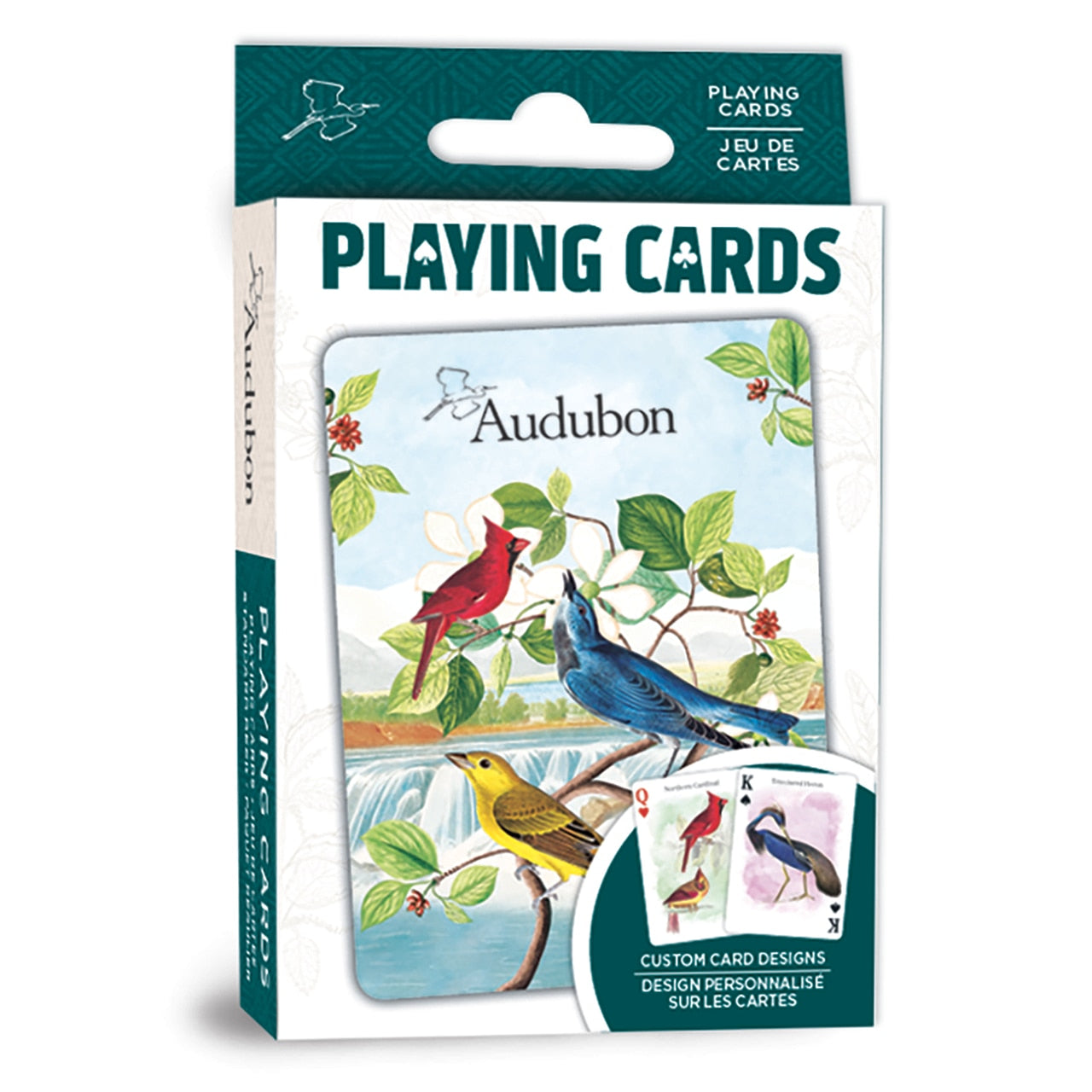 Audubon Birds Playing Cards