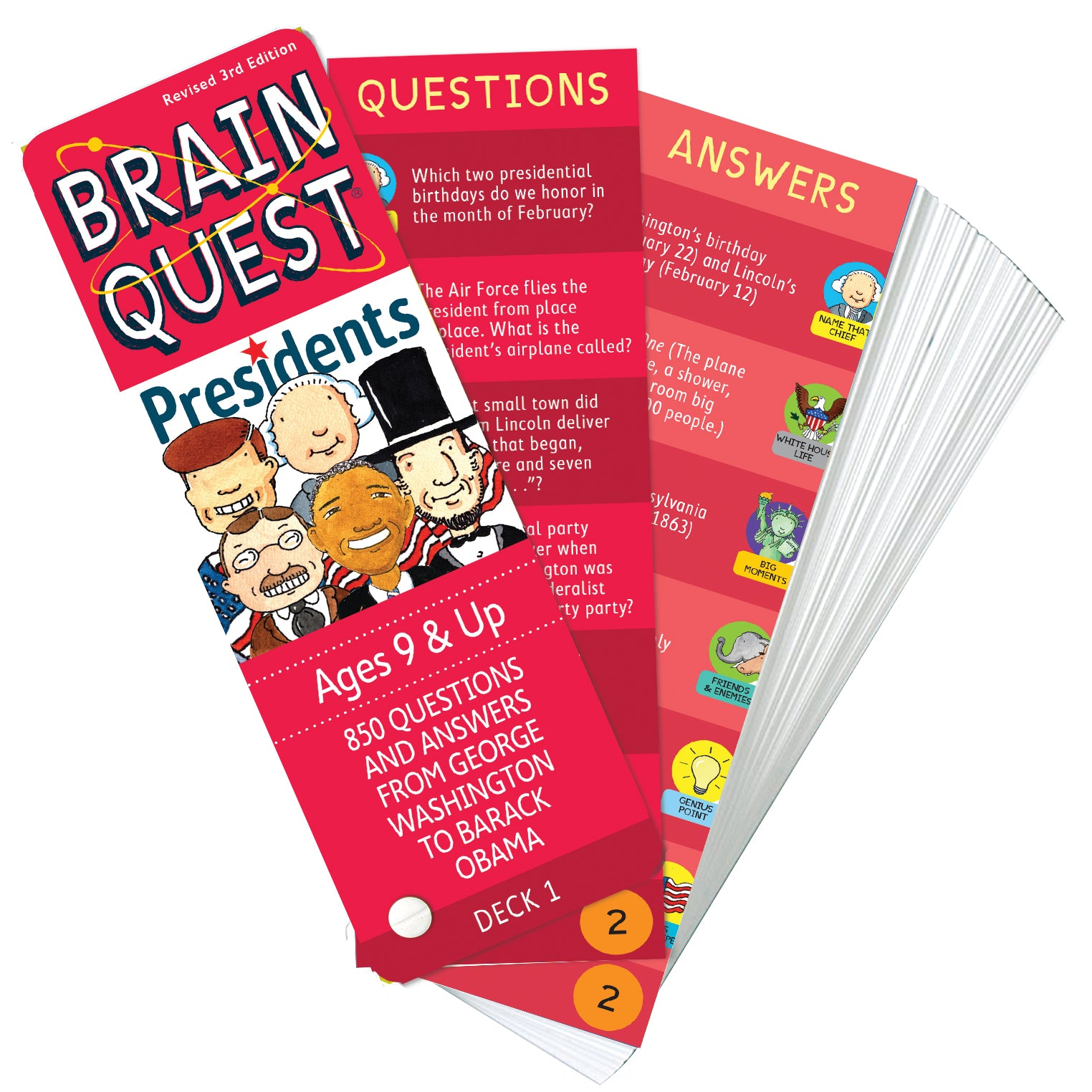 BrainQuest - Presidents
