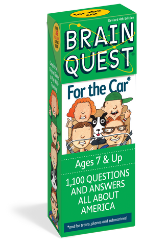 Brain Quest - For The Car