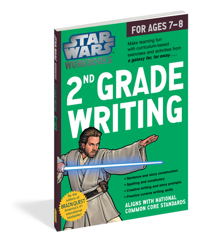 Star Wars Workbook - 2nd Grade Writing