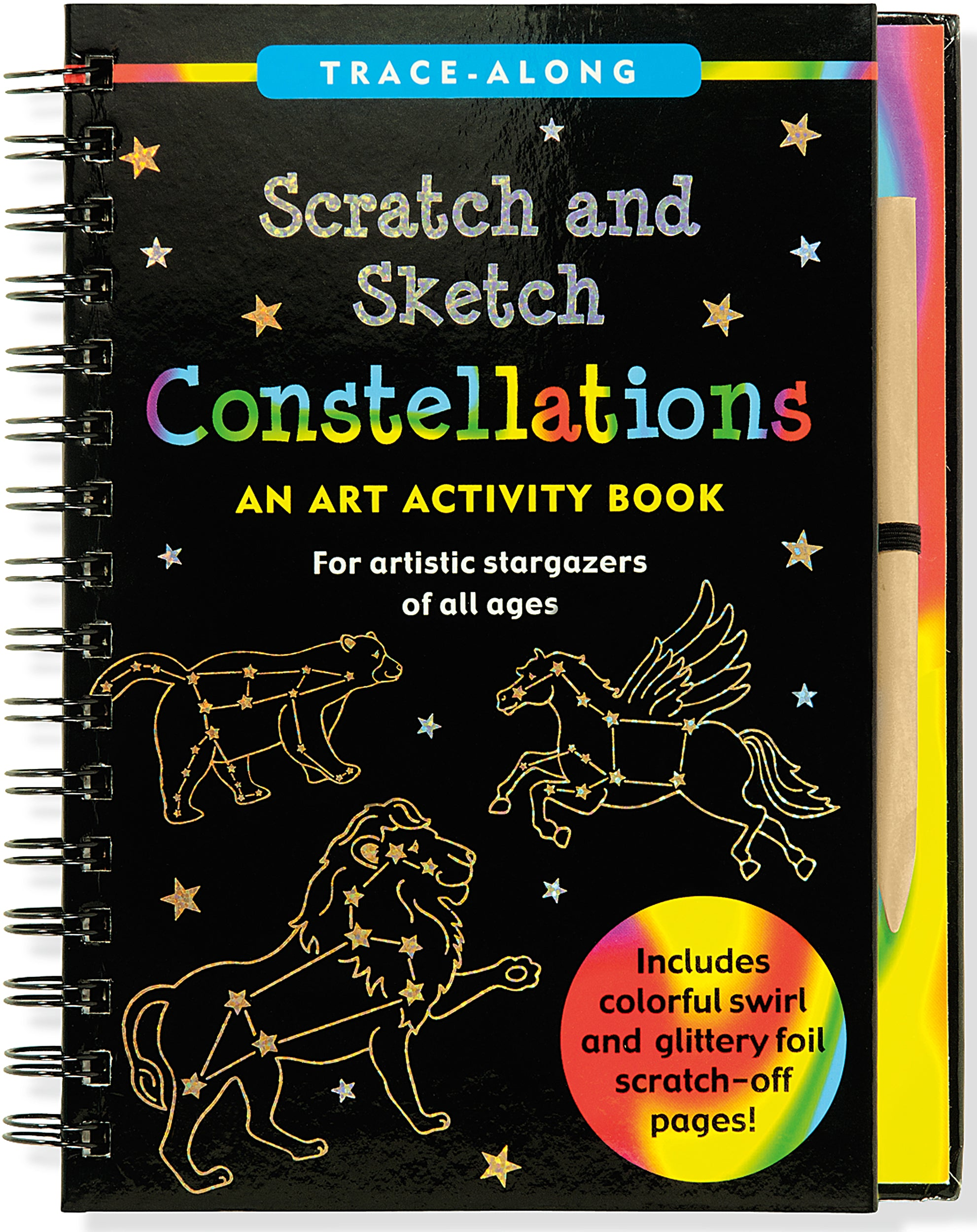 Scratch And Sketch - Constellations