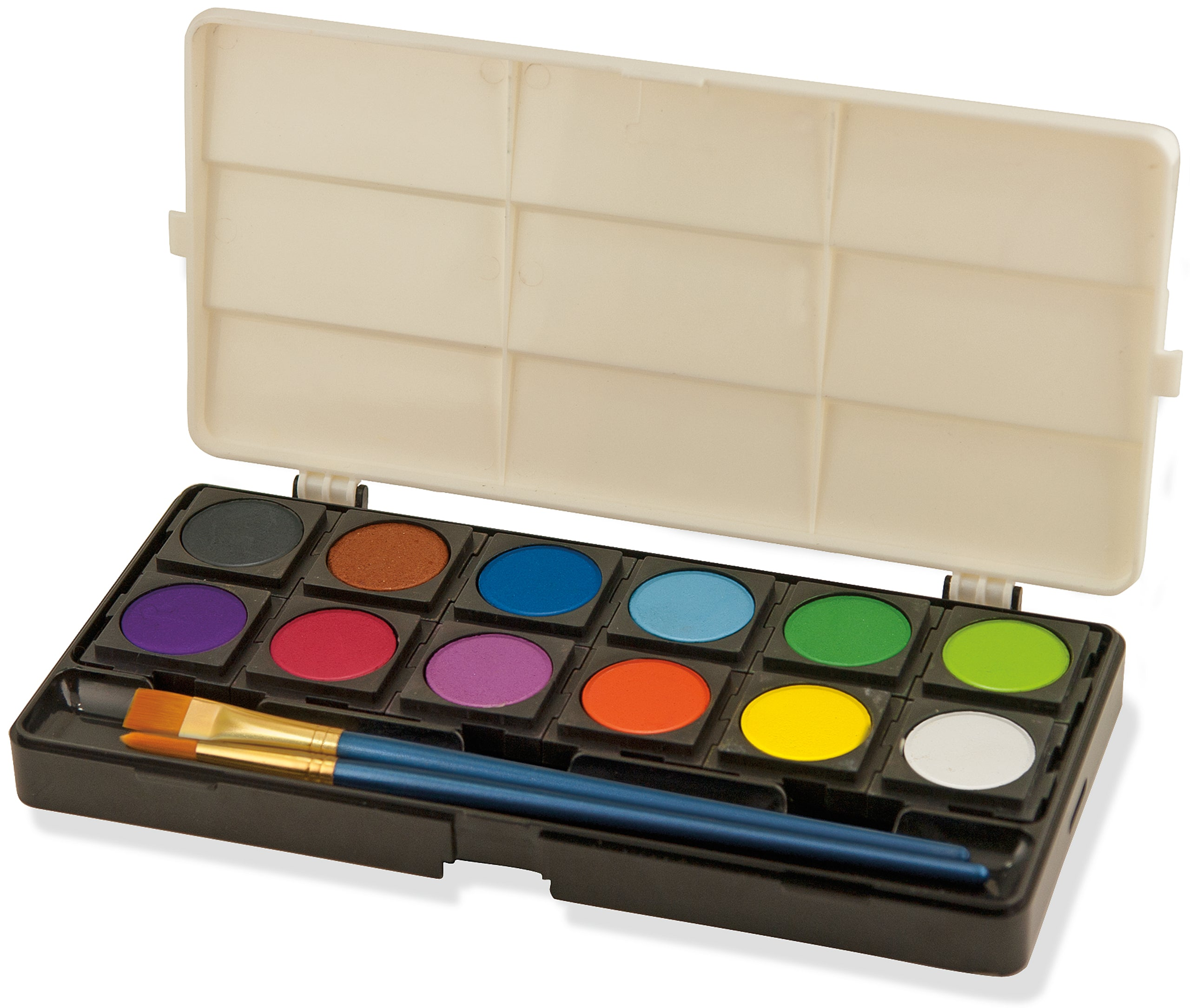 Studio Series Dry Gouache Watercolor Paint Set