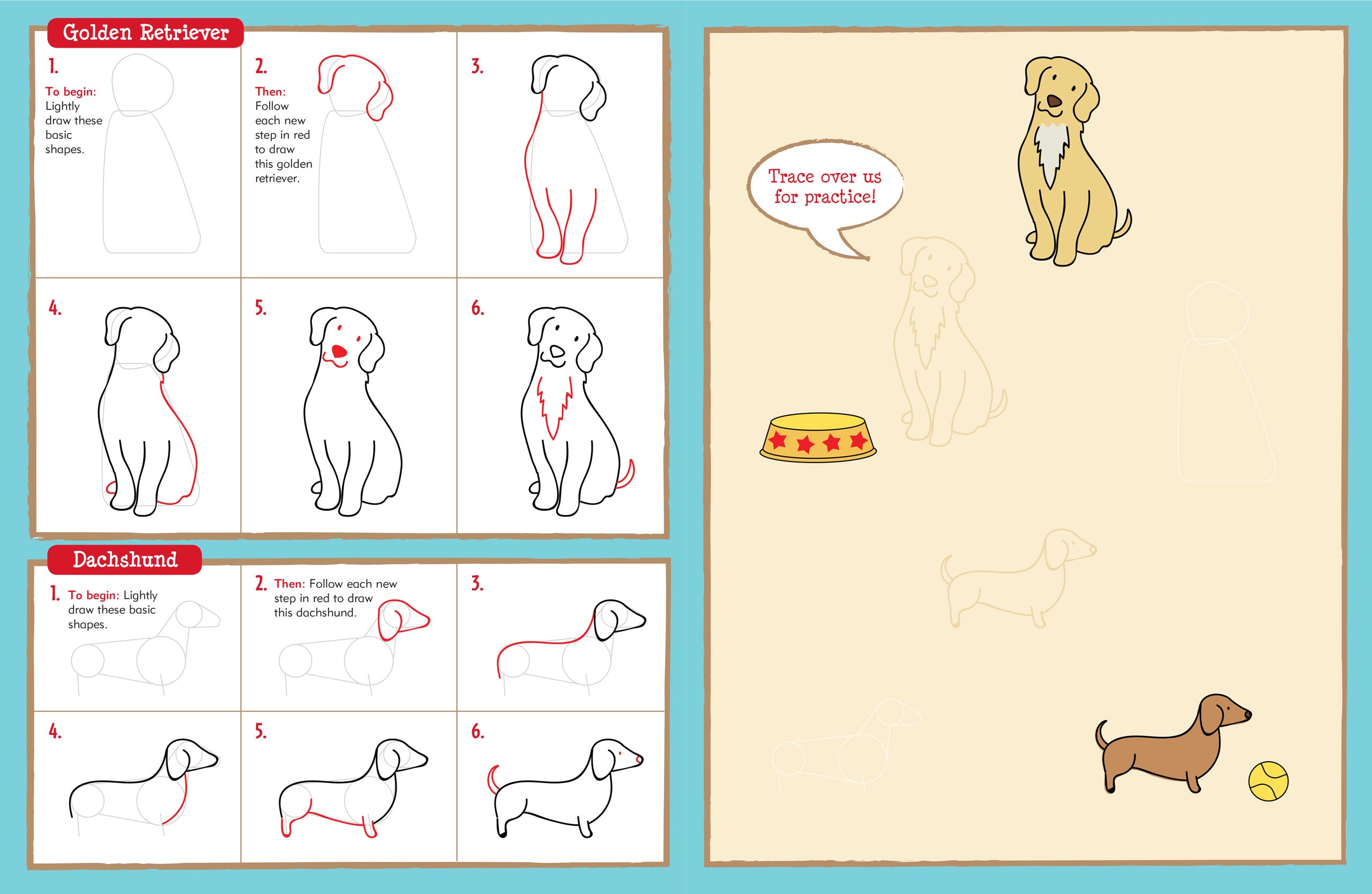 Learn To Draw... Pets!