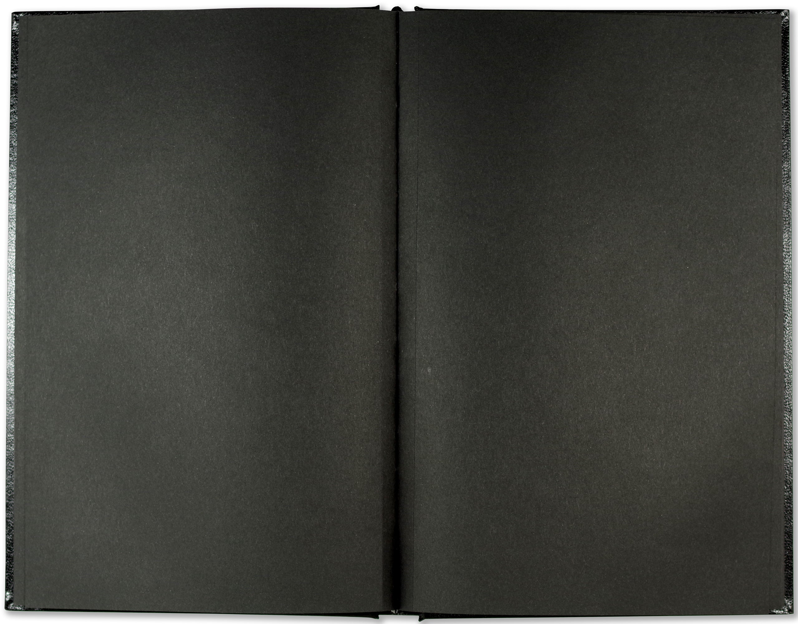 Premium Black Paper Sketchbook