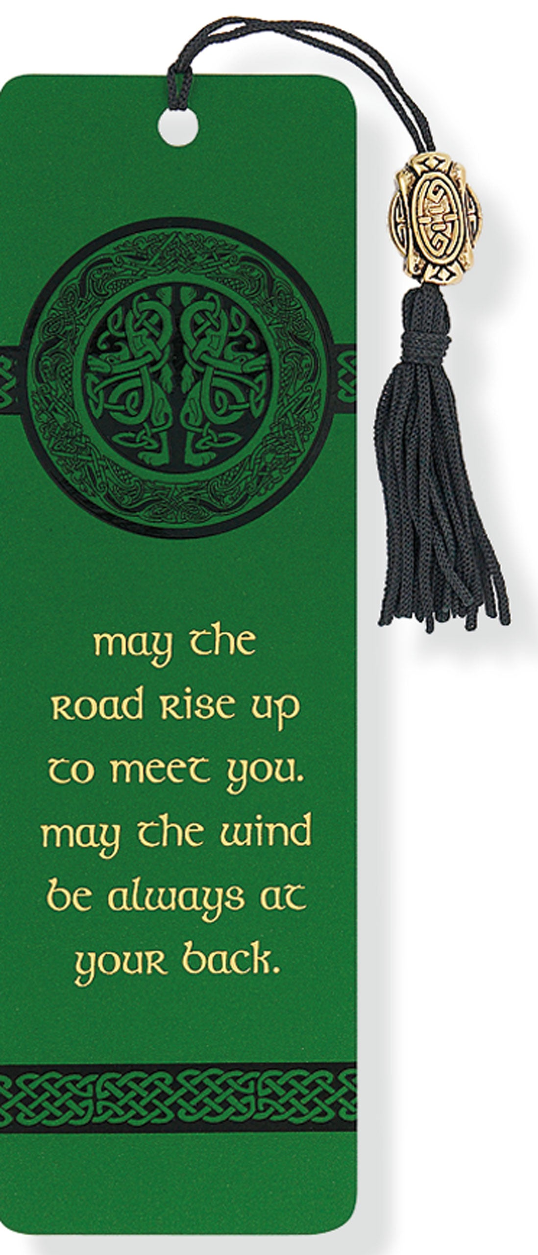 Bookmark - Celtic May The Road Rise Up