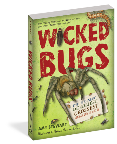Wicked Bugs - The Meanest, Deadliest, Grossest Bugs on Earth