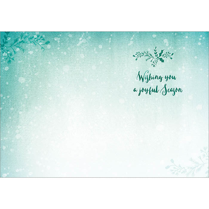 Boxed Christmas Cards - Let It Snow