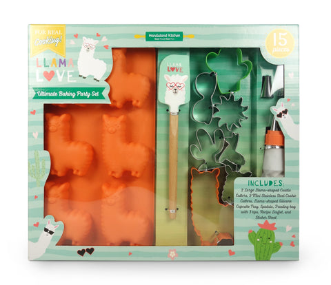 Llama Love Ultimate Baking Kit