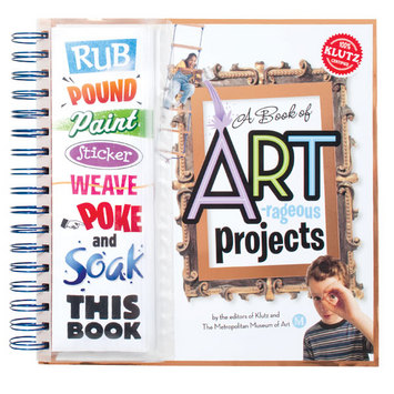 Book fo Artragious Projects by Klutz