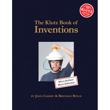 Book of Inventions by Klutz
