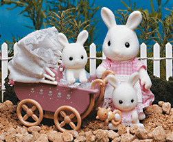 Calico Critters Connor & Kerris Carriage Ride