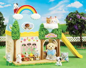 Calico Critters Rainbow Nursery