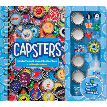 Capsters by Klutz