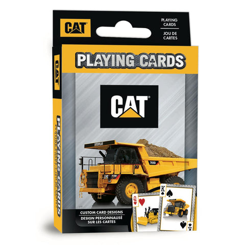 Caterpillar Playing Cards