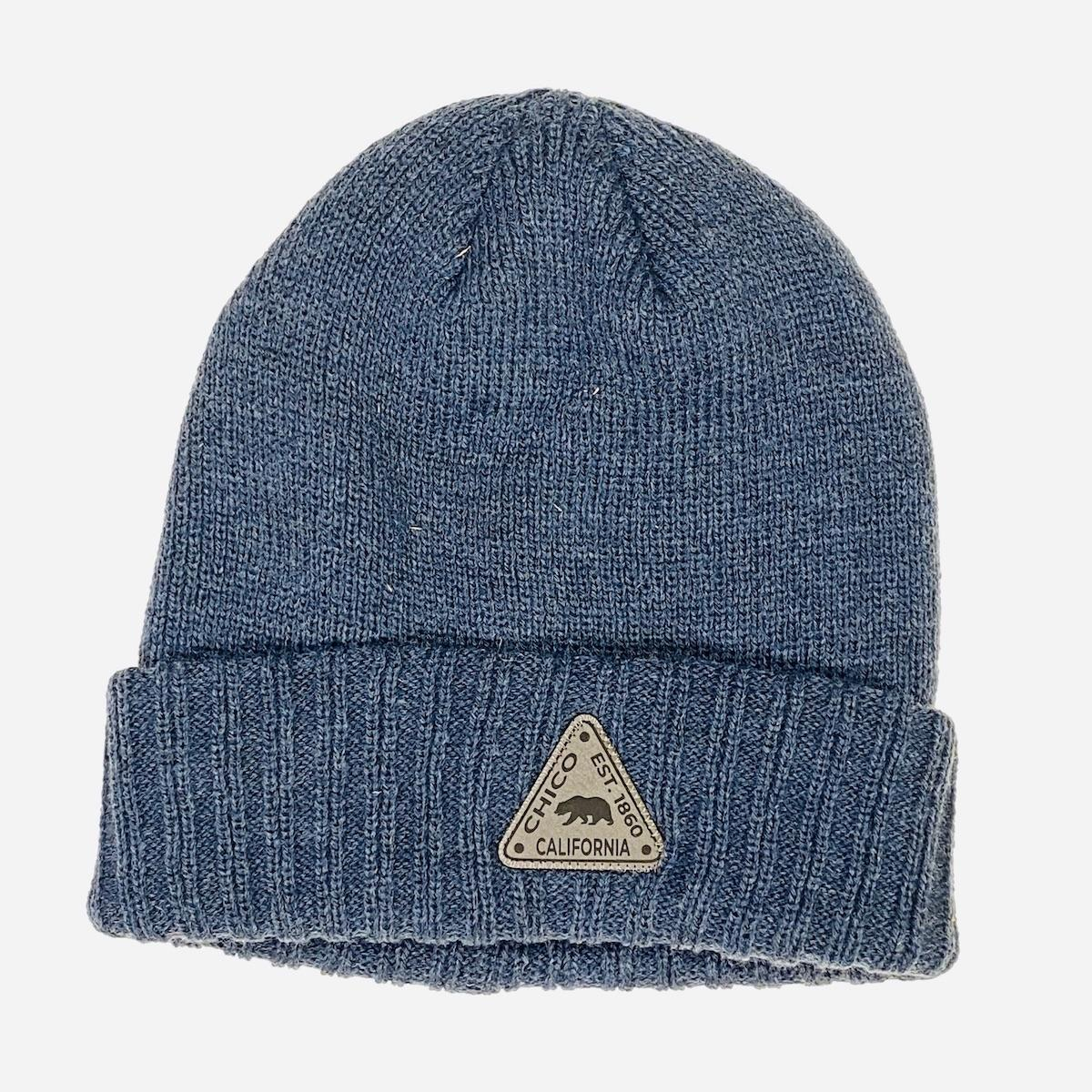 Chico Beanie with Small Patch