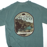 Chico Creek Ridgeline - Long Sleeve Mens T-Shirt