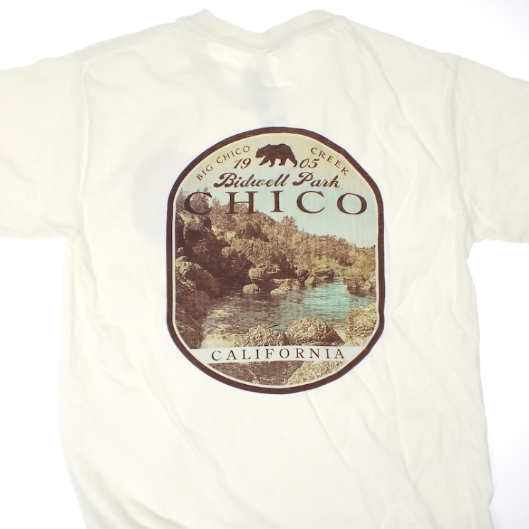 Chico Creek Ridgeline Mens T-Shirt