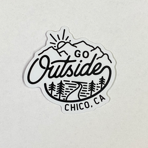 Chico Sticker - Go Outside
