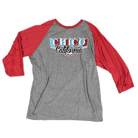 Cicus Banner Chico Baseball Shirt