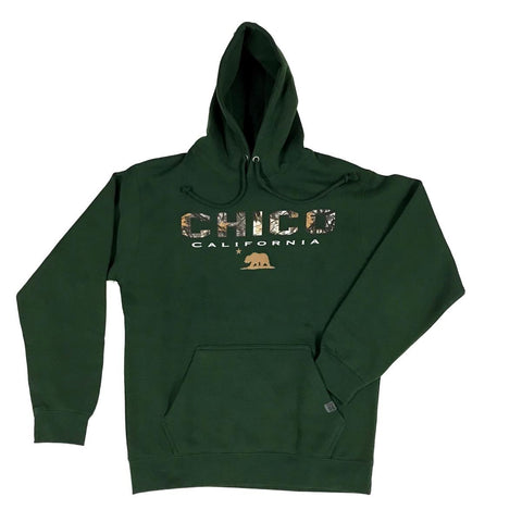 Cloaked Screen Camo Chico Hooded Sweatshirt