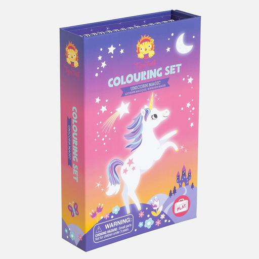 Coloring Set - Unicorn Magic