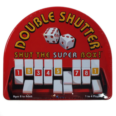 Double Shutter by Blue Orange Games