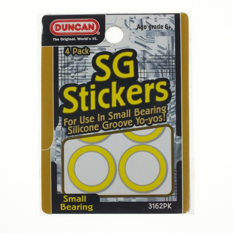 Duncan SG Stickers - Small Bearing 17mm