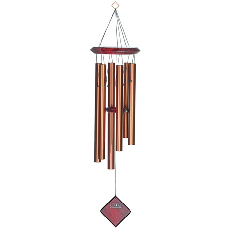 Encore Chimes of Pluto - Bronze