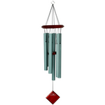 Encore Chimes of Pluto - Verdigris, Dark Wood